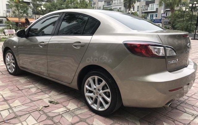 Bán Mazda 3 S đời 2013, màu vàng cát4