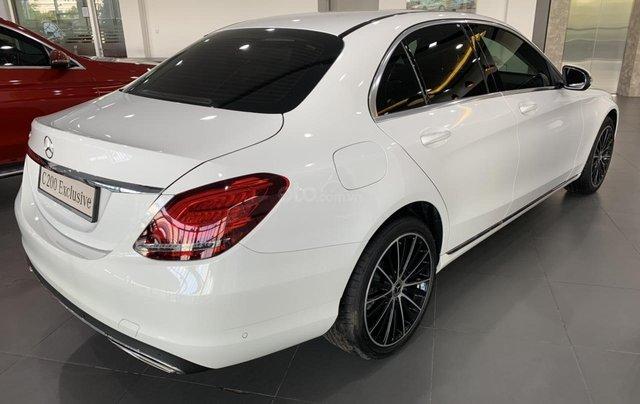 Mercedes Benz C 200 Exclusive 2019 ưu đãi phí trước bạ0