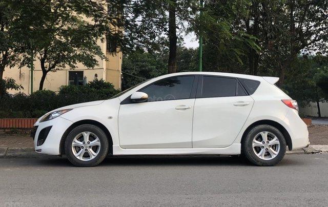 Bán ô tô Mazda 3 1.6AT đời 2010, màu trắng, nhập khẩu nguyên chiếc6