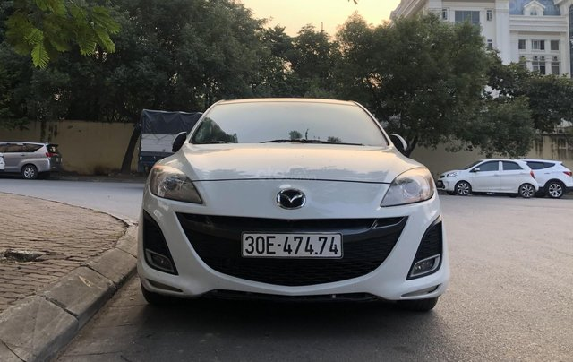 Bán ô tô Mazda 3 1.6AT đời 2010, màu trắng, nhập khẩu nguyên chiếc7
