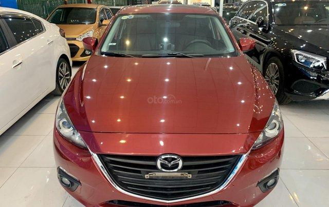Cần bán Mazda 3 1.5 Hatchback đời 2015, màu đỏ0