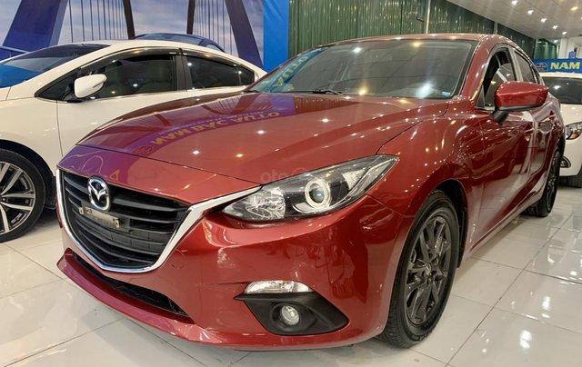 Cần bán Mazda 3 1.5 Hatchback đời 2015, màu đỏ2