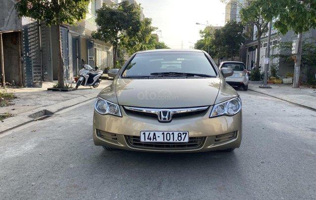 Cần bán xe Honda City đăng ký lần đầu 2009, màu vàng mới 95% giá 299 triệu đồng1