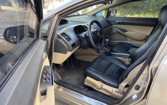Cần bán xe Honda City đăng ký lần đầu 2009, màu vàng mới 95% giá 299 triệu đồng7