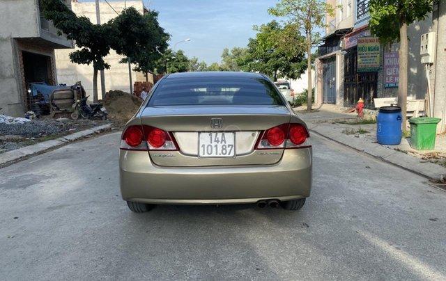 Cần bán xe Honda City đăng ký lần đầu 2009, màu vàng mới 95% giá 299 triệu đồng5