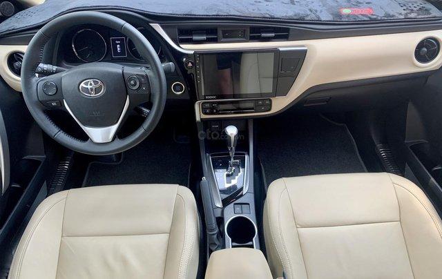 Bán ô tô Toyota Corolla Altis 1.8G 2019, màu nâu7