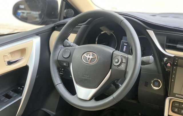 Bán ô tô Toyota Corolla Altis 1.8G 2019, màu nâu8