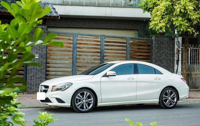 Bán Mercedes CLA200 màu trắng sản xuất 2016 nhập khẩu - Liên hệ 09768889780