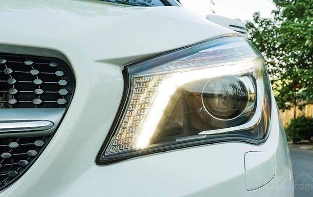 Bán Mercedes CLA200 màu trắng sản xuất 2016 nhập khẩu - Liên hệ 09768889783