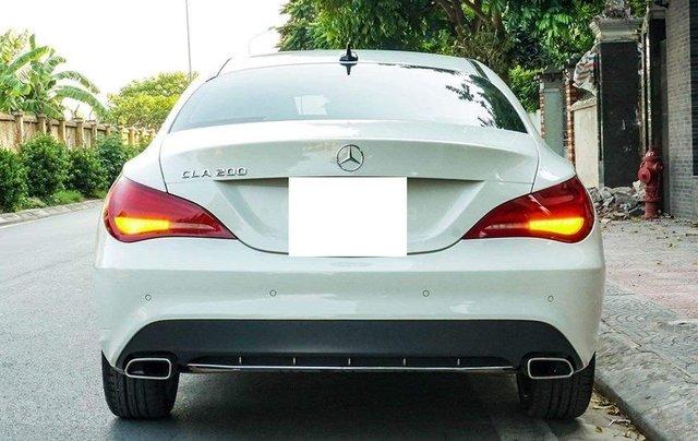 Bán Mercedes CLA200 màu trắng sản xuất 2016 nhập khẩu - Liên hệ 09768889784