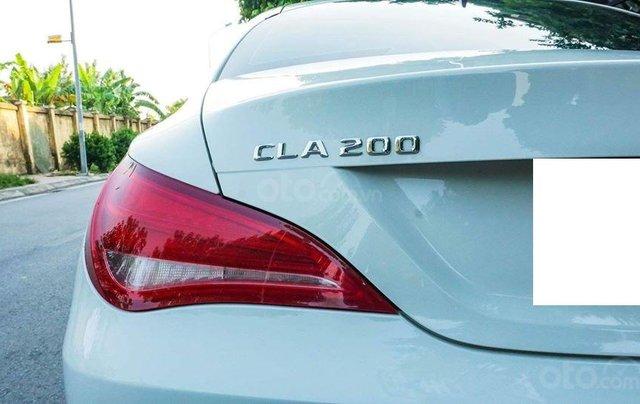 Bán Mercedes CLA200 màu trắng sản xuất 2016 nhập khẩu - Liên hệ 09768889786