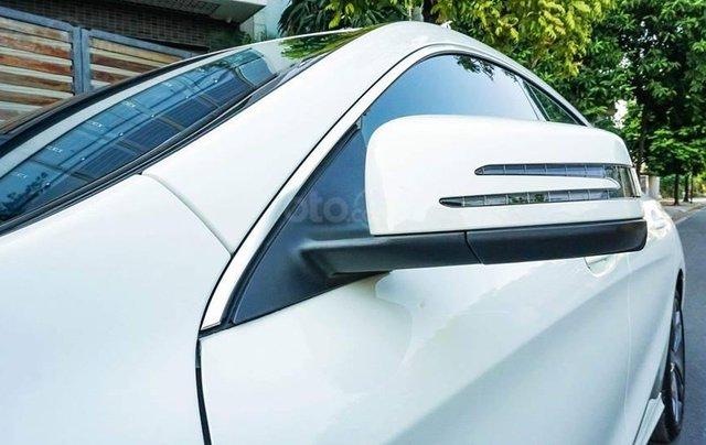 Bán Mercedes CLA200 màu trắng sản xuất 2016 nhập khẩu - Liên hệ 09768889785