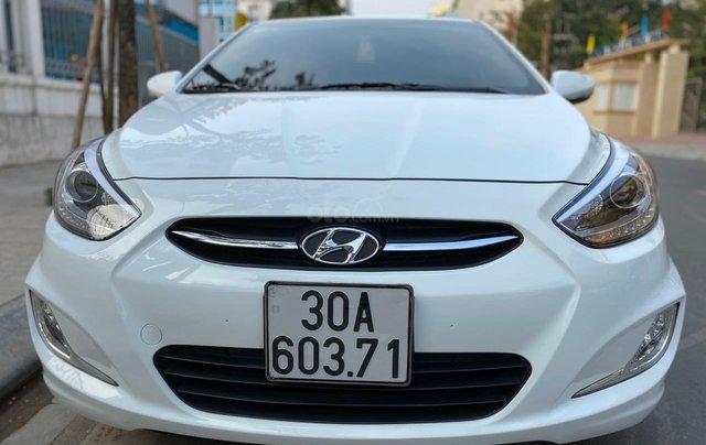 Bán Hyundai Accent Blue Hatchback - Sx 2015 nhập, xe cực chất, đẹp3