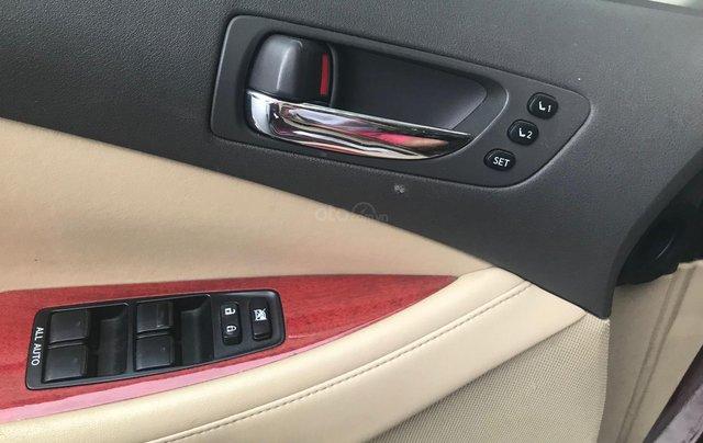 Bán Lexus ES đời 2008, màu nâu, xe nhập, 720 triệu4