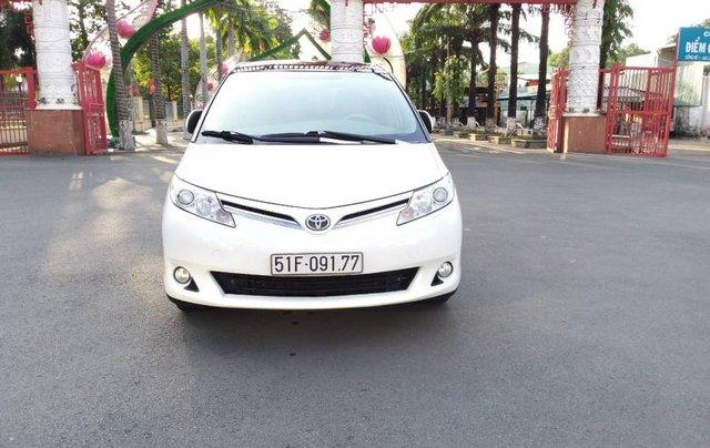Bán Toyota Previa 2010, màu trắng, nhập khẩu  9