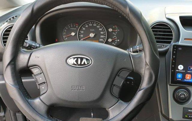 Bán Kia Carens SX 2.0 AT năm 2011, màu đen còn mới, giá tốt2