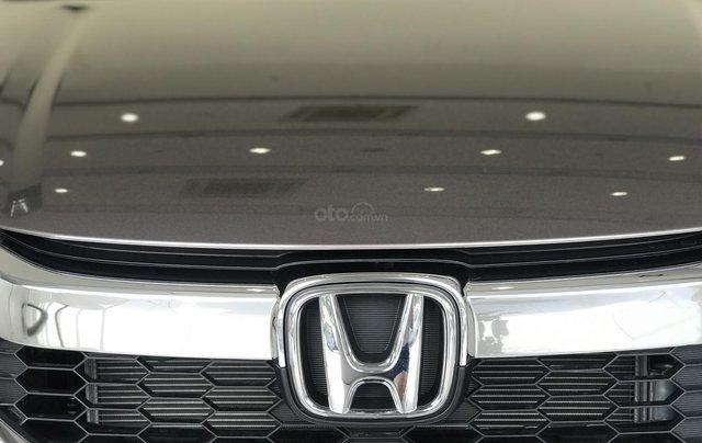 Giảm giá tiền mặt và gói phụ đi kèm, khi mua xe Honda City 1.5 TOP CVT đời 2019, màu xám9