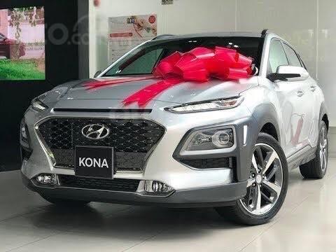 Giao xe ngay chỉ với 180 triệu, hỗ trợ trả góp 80% với Hyundai Kona, hotline: 0905.5789.523