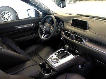 Ưu đãi khủng lên đến 150tr, Mazda Cx-8 Premium, đen3