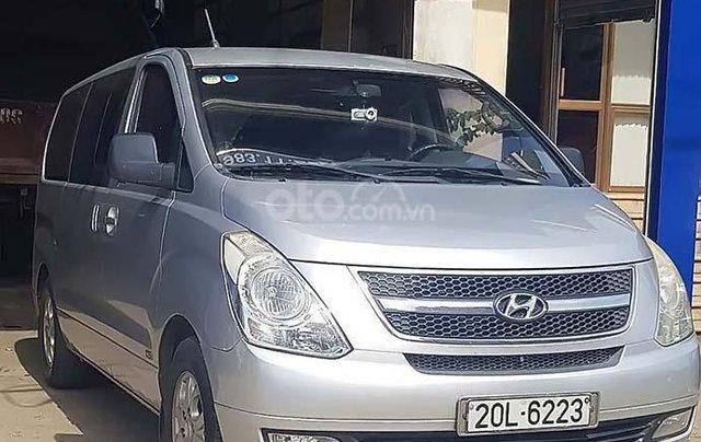 Cần bán Hyundai Grand Starex sản xuất năm 2007, nhập khẩu nguyên chiếc, 400tr0