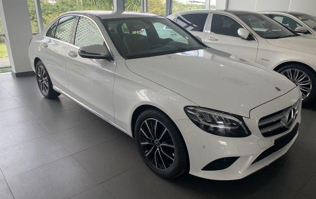 Mercedes Benz C 200 2019 ưu đãi trước bạ0
