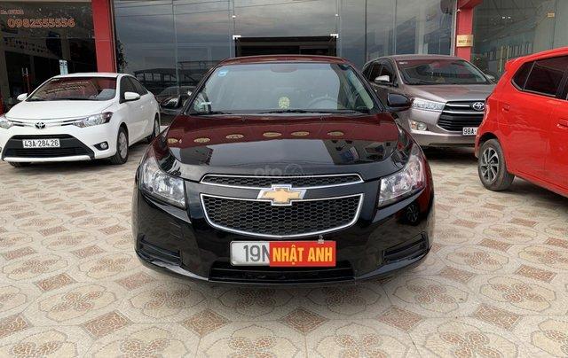 Cần bán xe Chevrolet Cruze 1.6 đời 2010, màu đen, nhập khẩu1
