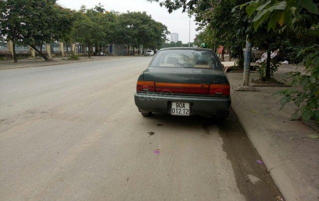 Bán xe Toyota Corolla sản xuất 1992, màu xám (ghi) ít sử dụng giá 70 triệu đồng4