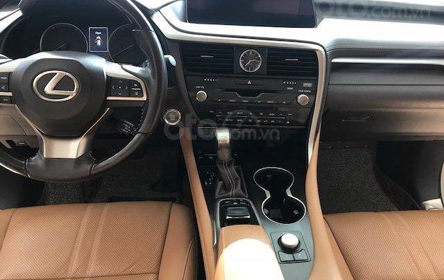 Cần bán xe Lexus RX 350 sản xuất 2016 vàng cát đăng ký cá nhân xe siêu đẹp9