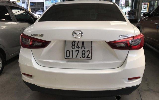 Bán Mazda 2 1.5AT Sedan màu trắng số tự động sản xuất 2016 xe đẹp chuẩn1