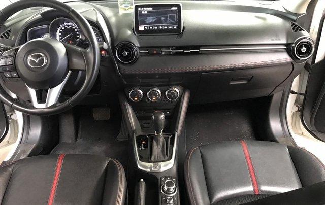 Bán Mazda 2 1.5AT Sedan màu trắng số tự động sản xuất 2016 xe đẹp chuẩn4