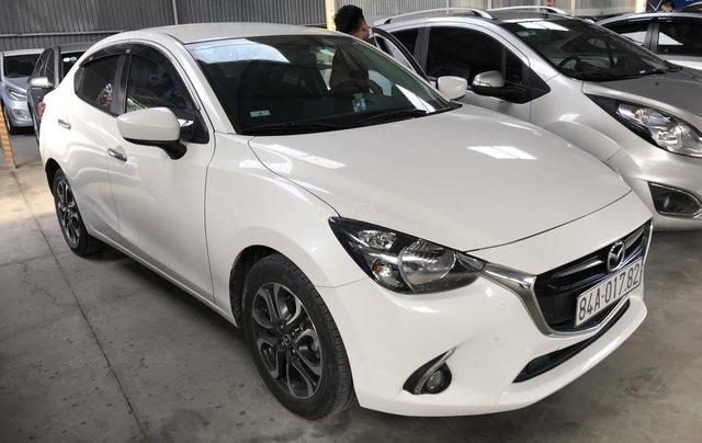 Bán Mazda 2 1.5AT Sedan màu trắng số tự động sản xuất 2016 xe đẹp chuẩn7