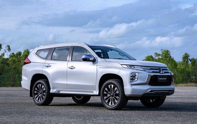 Mitsubishi Pajero Sport 2020 bao giờ về Việt Nam?1