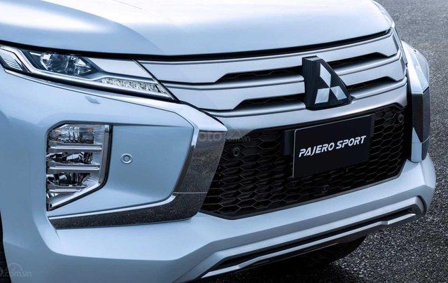 Mitsubishi Pajero Sport 2020 bao giờ về Việt Nam?7