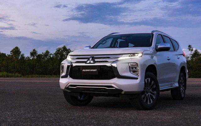 Mitsubishi Pajero Sport 2020 bao giờ về Việt Nam?3