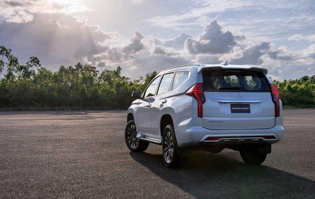 Mitsubishi Pajero Sport 2020 bao giờ về Việt Nam?5
