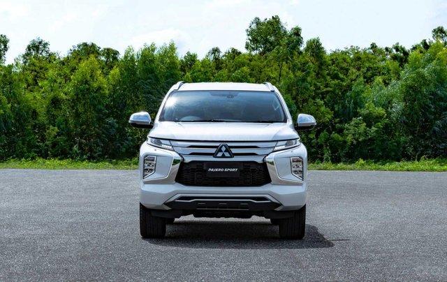 Mitsubishi Pajero Sport 2020 bao giờ về Việt Nam?2