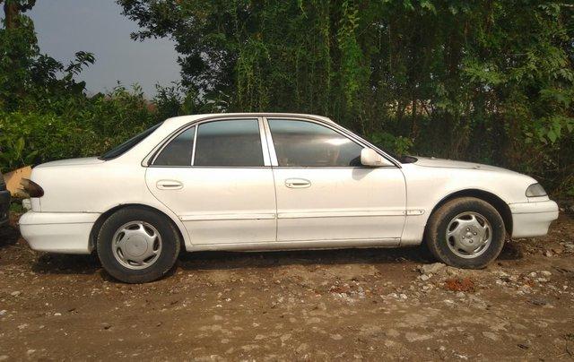 Cần bán lại xe Hyundai Sonata đăng ký 1995, màu trắng còn mới giá tốt 65 triệu đồng2