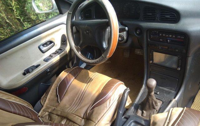 Cần bán lại xe Hyundai Sonata đăng ký 1995, màu trắng còn mới giá tốt 65 triệu đồng4
