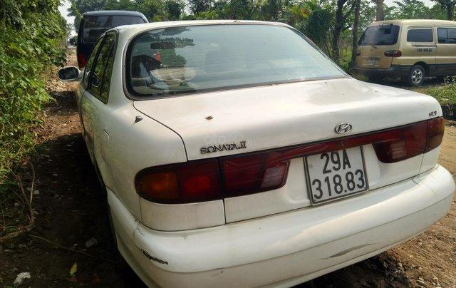 Cần bán lại xe Hyundai Sonata đăng ký 1995, màu trắng còn mới giá tốt 65 triệu đồng6