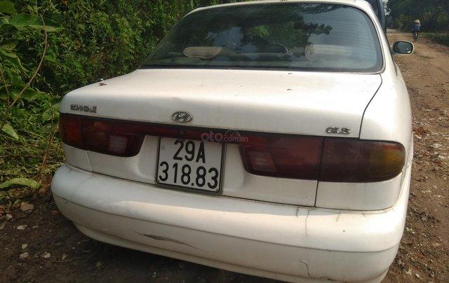 Cần bán lại xe Hyundai Sonata đăng ký 1995, màu trắng còn mới giá tốt 65 triệu đồng7