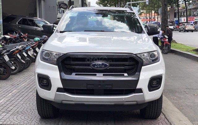 Ford Ranger Wildtrak 2.0L 2019 giá tốt nhất thị trường, vay mua xe lãi suất thấp0