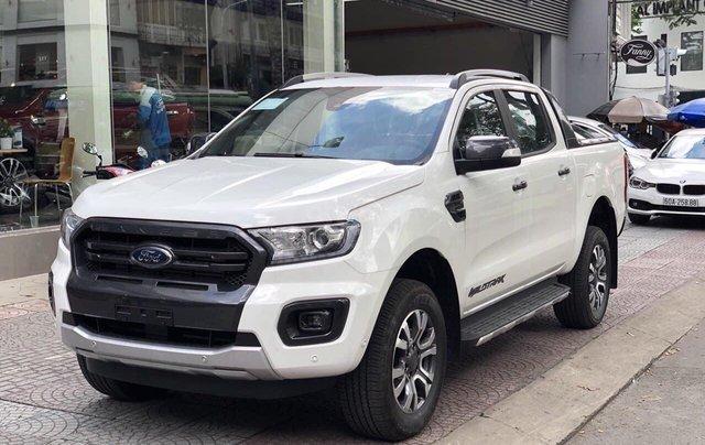 Ford Ranger Wildtrak 2.0L 2019 giá tốt nhất thị trường, vay mua xe lãi suất thấp1
