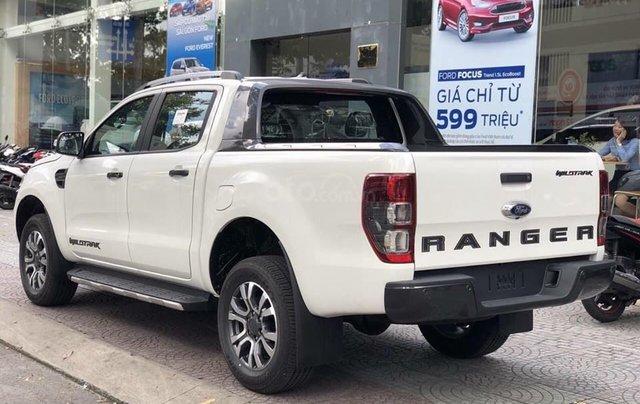 Ford Ranger Wildtrak 2.0L 2019 giá tốt nhất thị trường, vay mua xe lãi suất thấp2