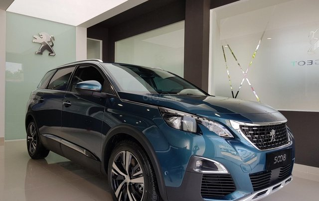 Peugeot 5008 2019 – Kèm nhiều ưu đãi dịp cuối năm1
