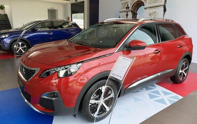Peugeot 3008 Đỏ giao ngay trước Tết, giá ưu đãi tại Bình Dương1