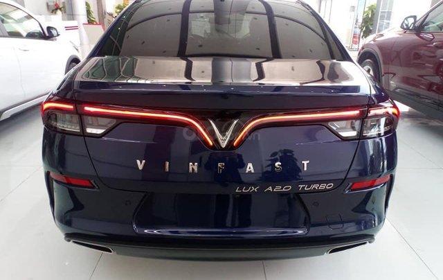 Vinfast Ô Tô Mỹ Đình bán nhanh chiếc xe VinFast LUX A2.0 năm sản xuất 2019, màu xanh lam3