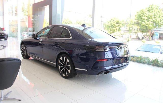 Vinfast Ô Tô Mỹ Đình bán nhanh chiếc xe VinFast LUX A2.0 năm sản xuất 2019, màu xanh lam6