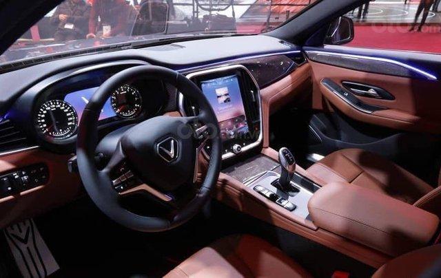 Vinfast Ô Tô Mỹ Đình bán nhanh chiếc xe VinFast LUX A2.0 năm sản xuất 2019, màu xanh lam7