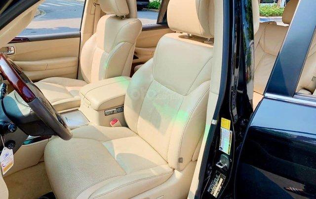 Bán Lexus LX 570 đời 2012, màu đen9