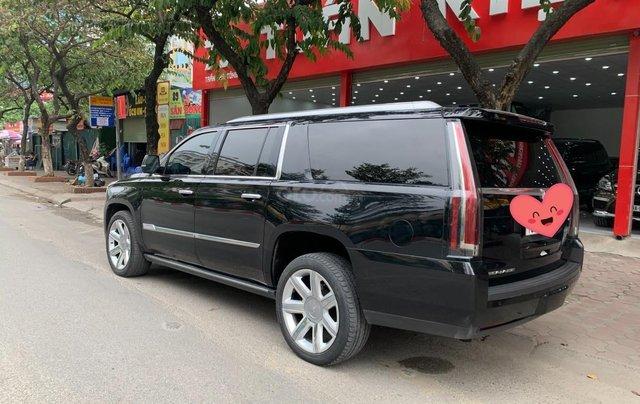 Cần bán Cadillac Escalade ESV Premium 2015, màu đen3